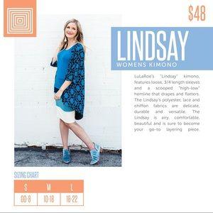 LuLaRoe Other - Lularoe Lindsey